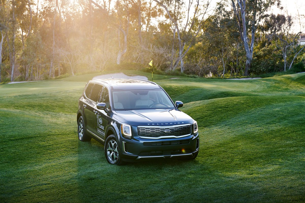 The calm before the Classic. Gear up for the tournament coming to you 3/28. #KiaClassic