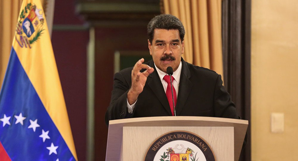 Maduro announced the capture of paramilitaries linked to terrorist plans of the right.