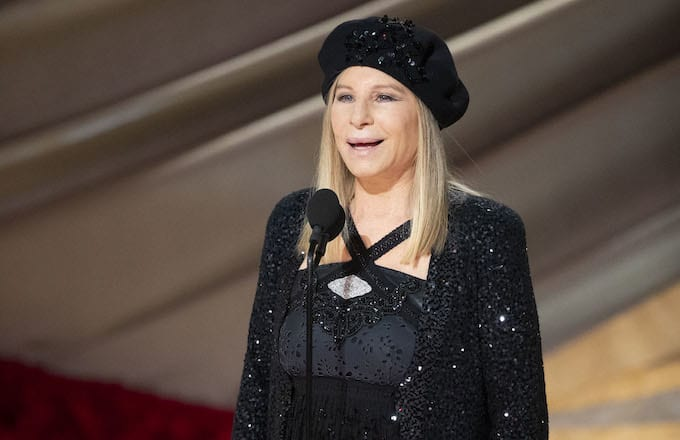 "UPDATE: Barbra Streisand has clarified her stance on Michael Jackson's accusers.    ""The stories these two young men shared were painful to hear, and I feel nothing but sympathy for them."" Her full statement ➡️ https://trib.al/SWaC10h"