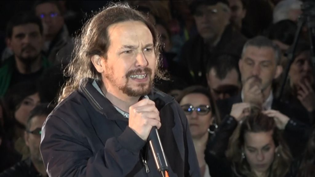 """Pablo Iglesias en su reaparición pública: """"Sé que he decepcionado a mucha gente""""  http://bit.ly/2Ts82kT"""