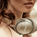Image for the Tweet beginning: Bose QuietComfort 35 II noise-cancelling