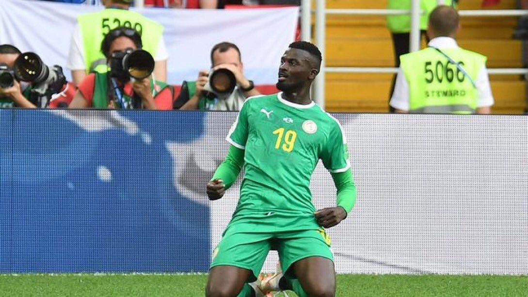 Image result for Mbaye Hamady Niang afcon 2019