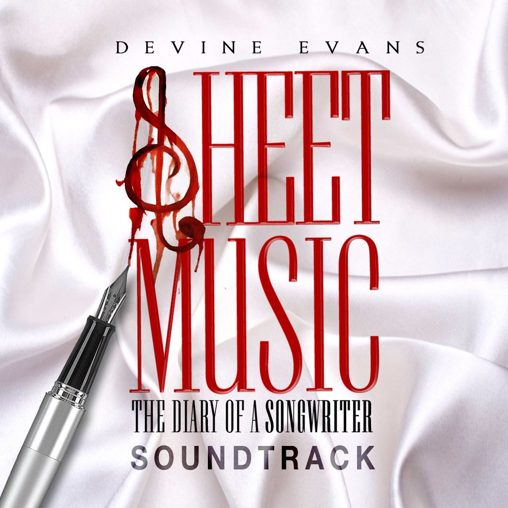 #SheetMusic @thediaryofasong available for pre-order by 5x grammy winner @devineevans at http://bit.ly/1mM1QUz  #devineevans #sheetmusic #empowerment #writer #singer #songwriter #artist #musician #diaryofasongwriter #warrior #book #valentines…