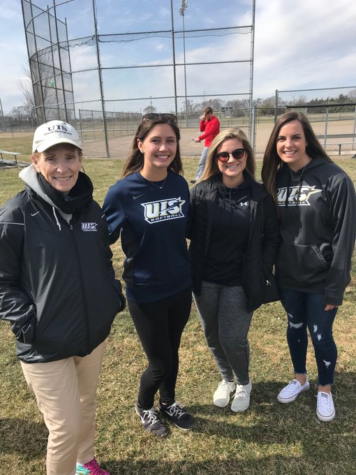 RT @ChancellorKoch: It was so nice running into a few UIS Softball alums as we watched the Prairie Stars notch two more conference wins tod…