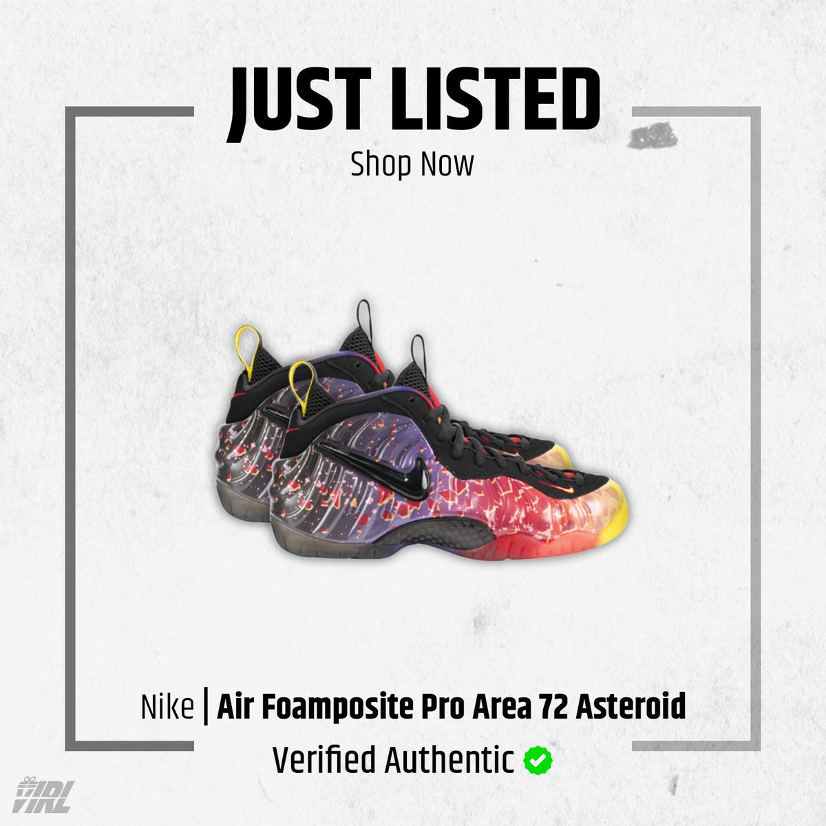 031813652e1 These nike air foamposite pro area astroids are the latest user submitted  go virl inspect in
