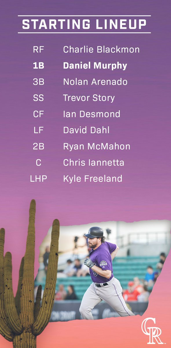 Colorado Rockies on Twitter: