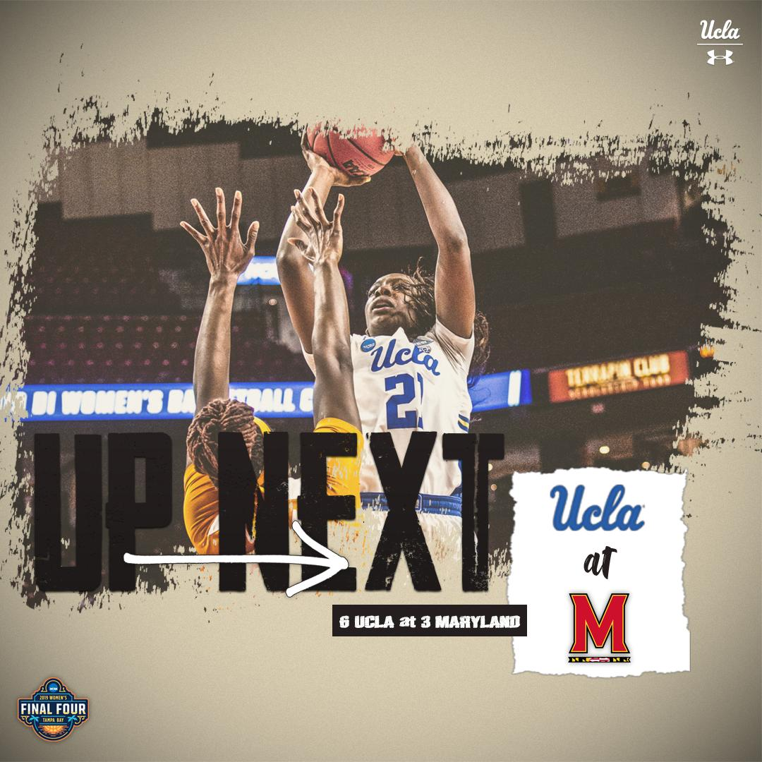 UCLA W. Basketball's photo on Terps