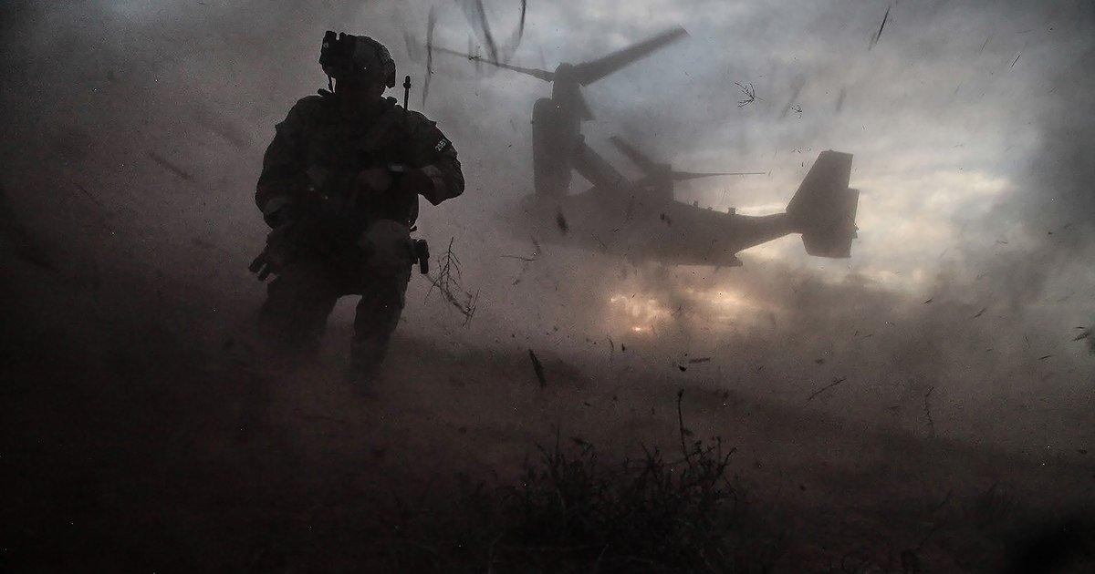 ArmyTimes's photo on Carson