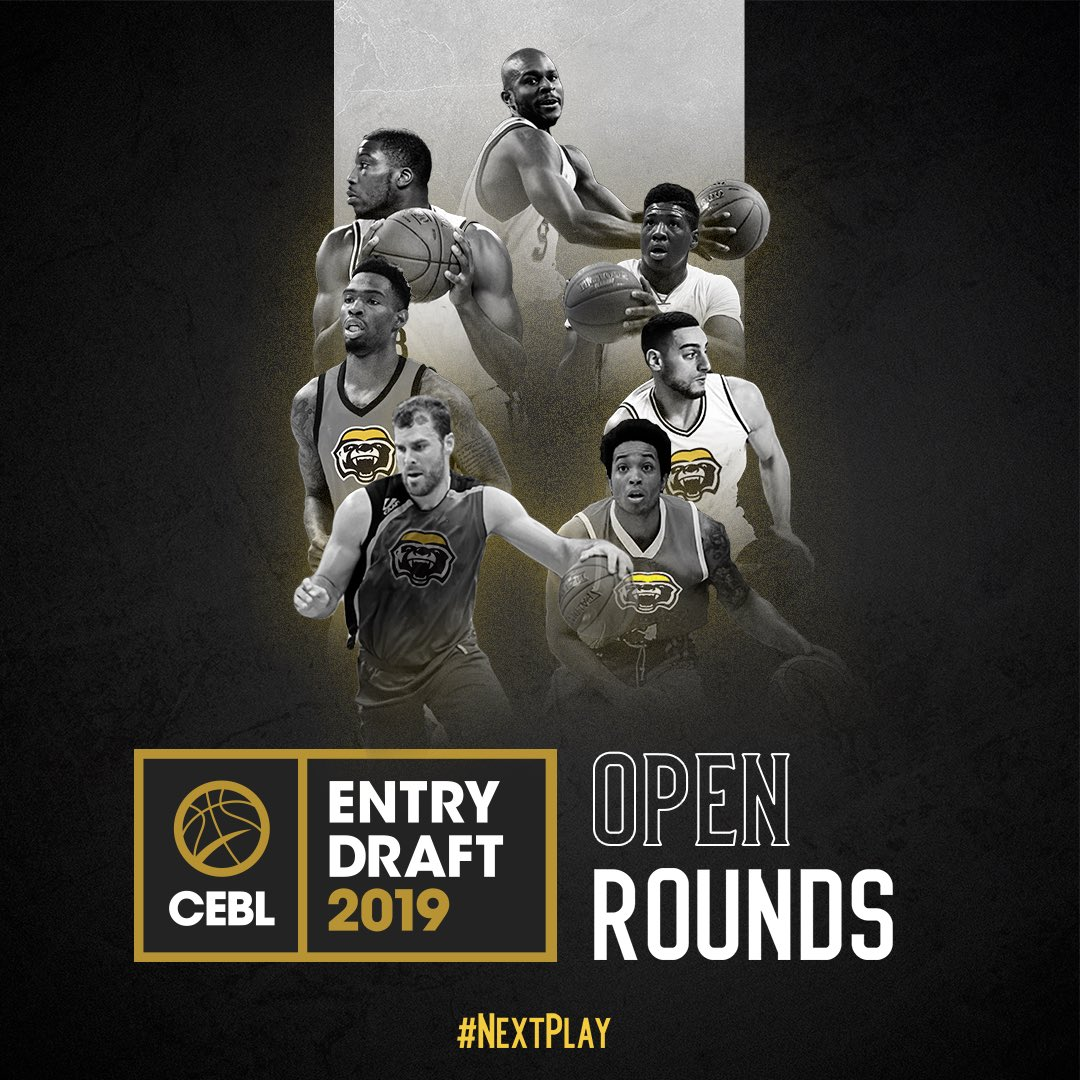In Rounds 5-11 of the @CEBLeague Entry Draft the Honey Badgers proudly select: F Murphy Burnatowski F/C Derek Cooke Jr. G Justin Edwards F Ryan Ejim G/F Shaquille Keith G Joe Rocca G/F Tramar Sutherland #NextPlay #HoldCourt<br>http://pic.twitter.com/iu9JuyNplE