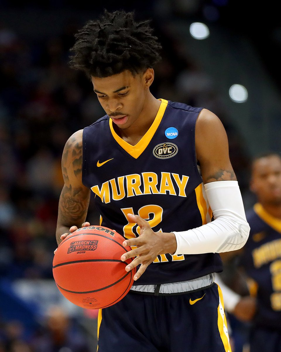 Ja Morant's season is over after a loss to FSU. Where do you expect him to be selected in June's NBA Draft?