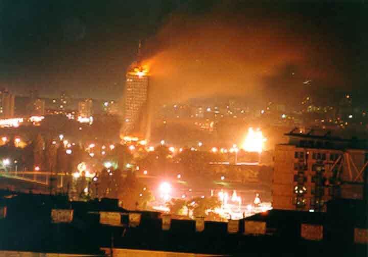 20 лет агрессии США и НАТО против Югославии