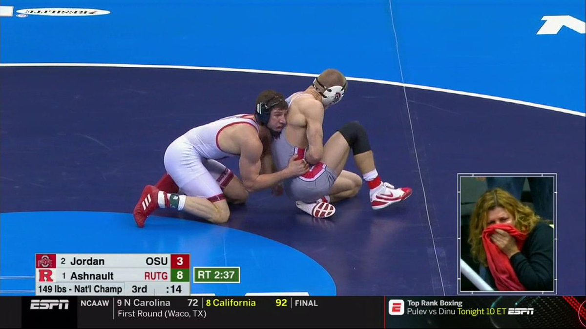 Anthony Ashnault is a NATIONAL CHAMPION.