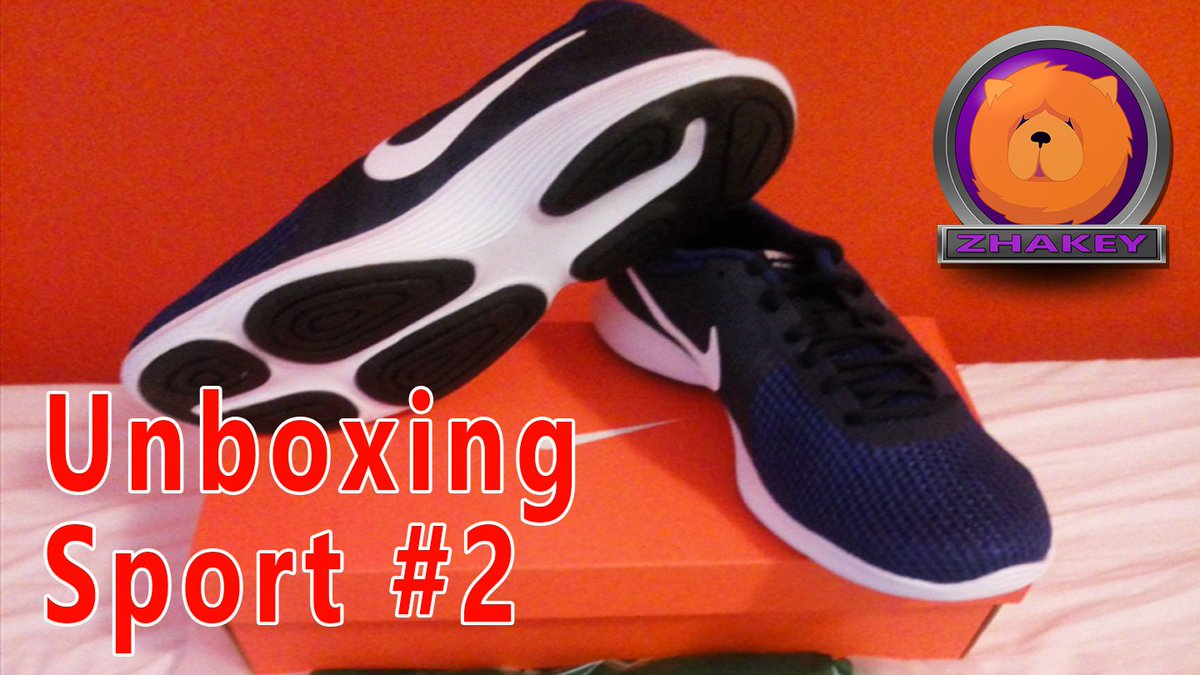 Unboxing Nike Revolution 4 FlyEase YouTube