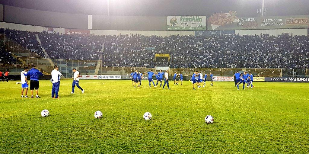 Liga de Naciones CONCACAF y Eliminatorias a Copa Oro 2019 [23 de marzo del 2019 - Jamaica] D2Yt8Q_XQAEyZCi