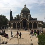 Image for the Tweet beginning: Great visit of Fr Regis