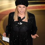 Image for the Tweet beginning: Barbra Streisand is apologizing for