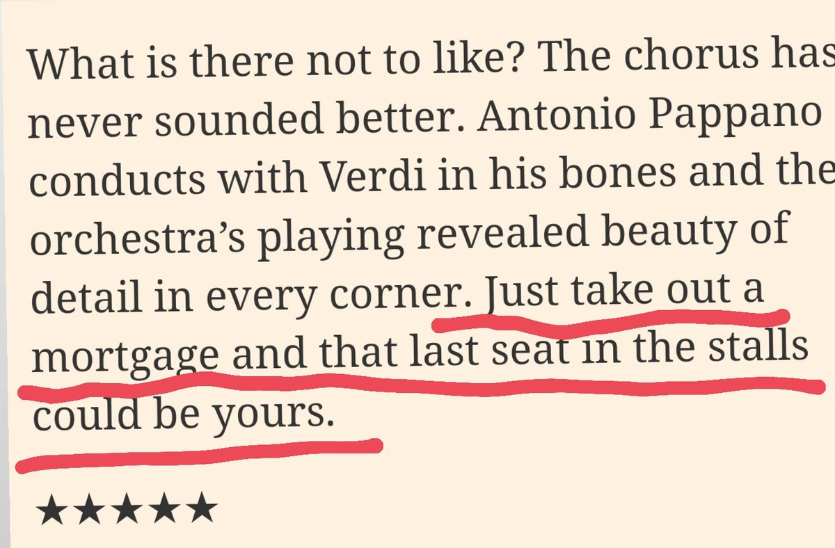 test Twitter Media - Love this line by Richard Fairman of the FT on 'Kaufmann and Netrebko make a dream pairing in the Royal Opera's La forza del destino' https://t.co/raTz3IwO0J Shame I don't have a mortgage and therefore, won't be seeing them this time. https://t.co/OG3gmXWi88