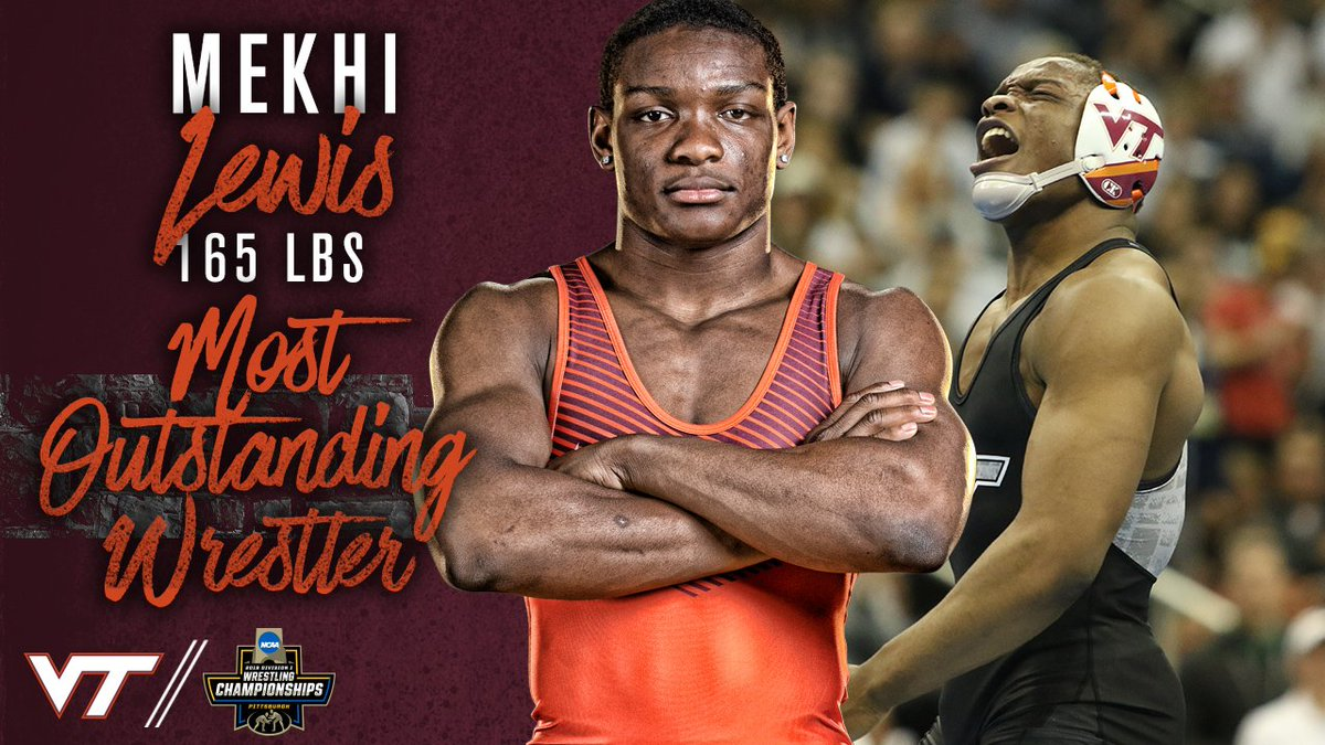 Virginia Tech Wrestling's photo on Hokies