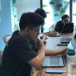 Image for the Tweet beginning: Pagi! #CloudStudyJam sedang berlangsung bersama