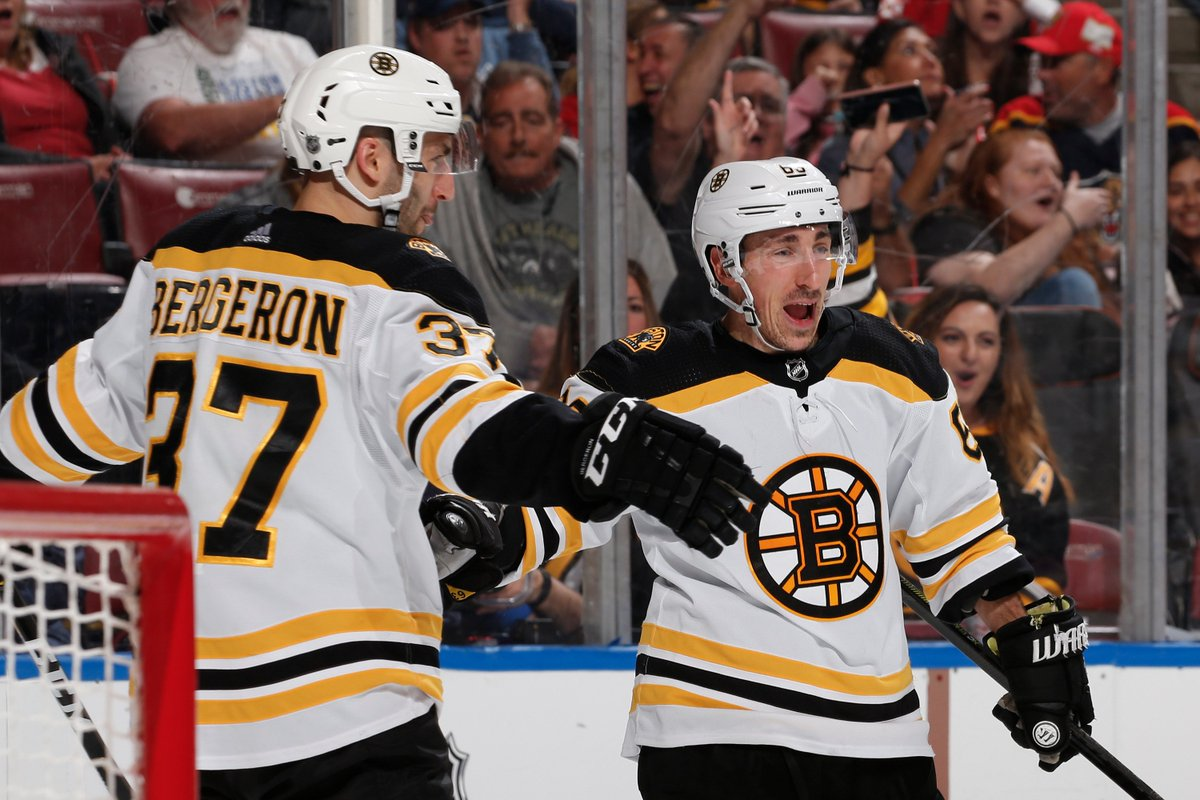 .@Bmarch63 picked up his 60th assist of the season on Saturday night, making him the first Bruin to reach that milestone since @MSavvy91 in 2008-09 (63).<br>http://pic.twitter.com/9vtyEHZjz4