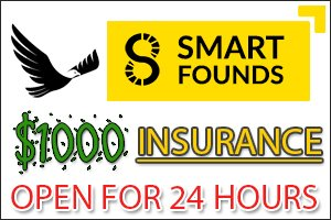 Image for SMART FOUNDS Insurance open till 24 HOURS.