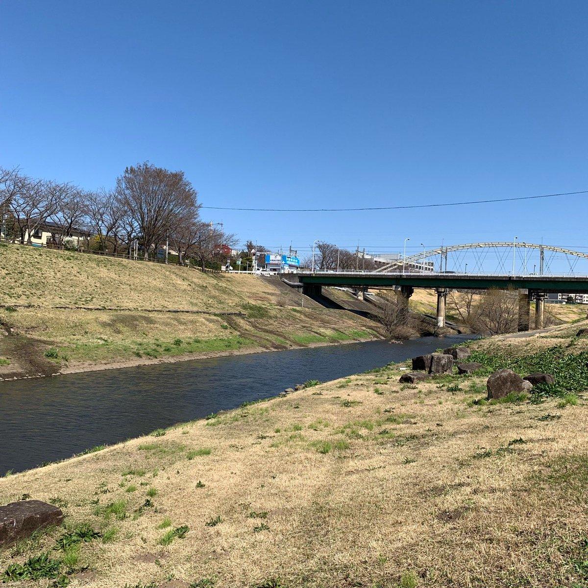 利根運河 運河水辺公園(1)