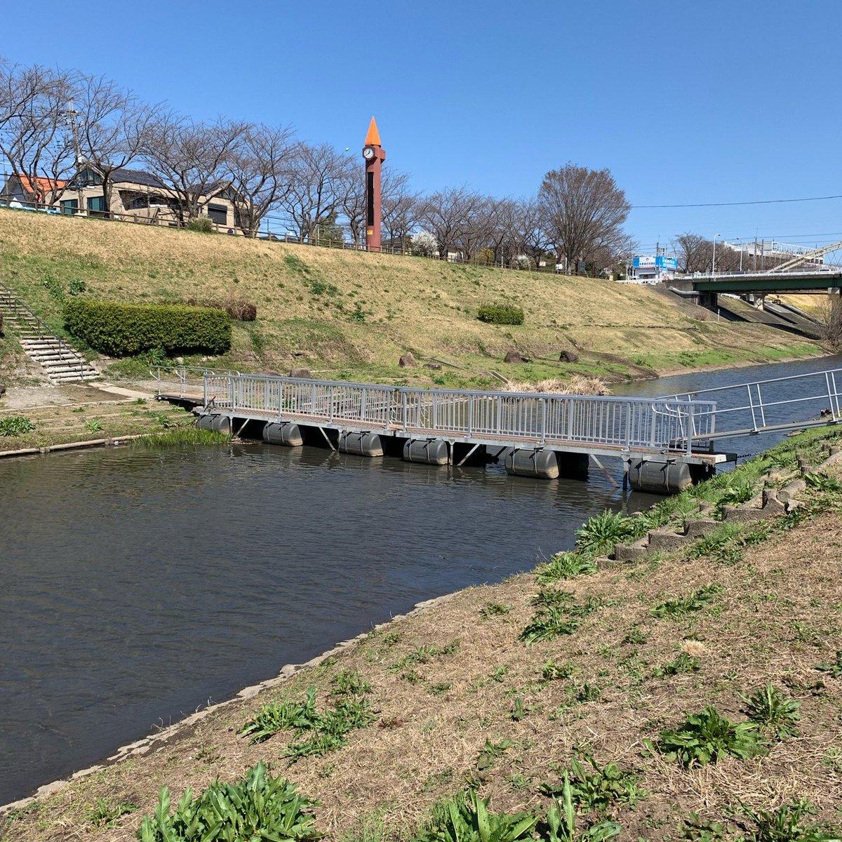 利根運河 運河水辺公園(2)