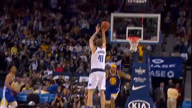 �� @swish41 pours in 5 threes en route to scoring a season-high 21 PTS for the @dallasmavs! #MFFL https://t.co/UHEpzxF7Ht