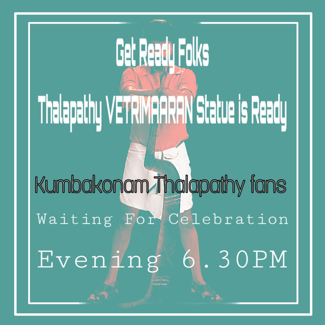 SPECIAL  TAG  Get Ready Folks   Kumbakonam Thalapathy Fans Special Tag at 6.30PM Spread Maximum Friends  <br>http://pic.twitter.com/0x2FUSucOm