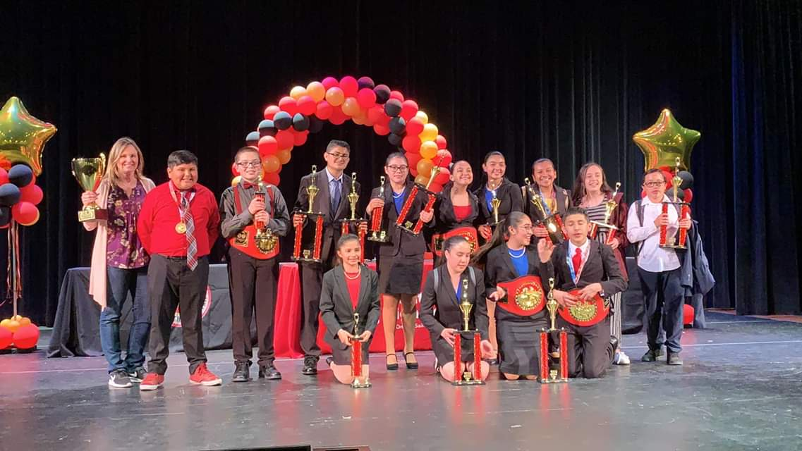 Congratulations to the Back to Back SAUSD Intermediate School Sweepstakes Champions Advanced Learning Academy!!!!! #ALAWOLFPRIDE #GoWolves @SAUSDForensics