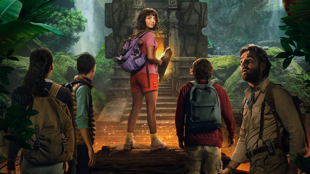 The first trailer for the live action Dora the Explorer movie is here and 100% real:  https://t.co/dzYrQmFQDo https://t.co/URluaK1viu
