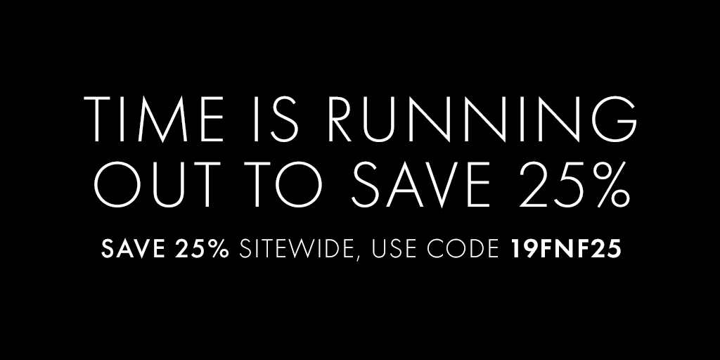 Our Biggest Sale of the Year is Almost Over! - https://t.co/TlgZIpISiM https://t.co/gUk2oRRv7n
