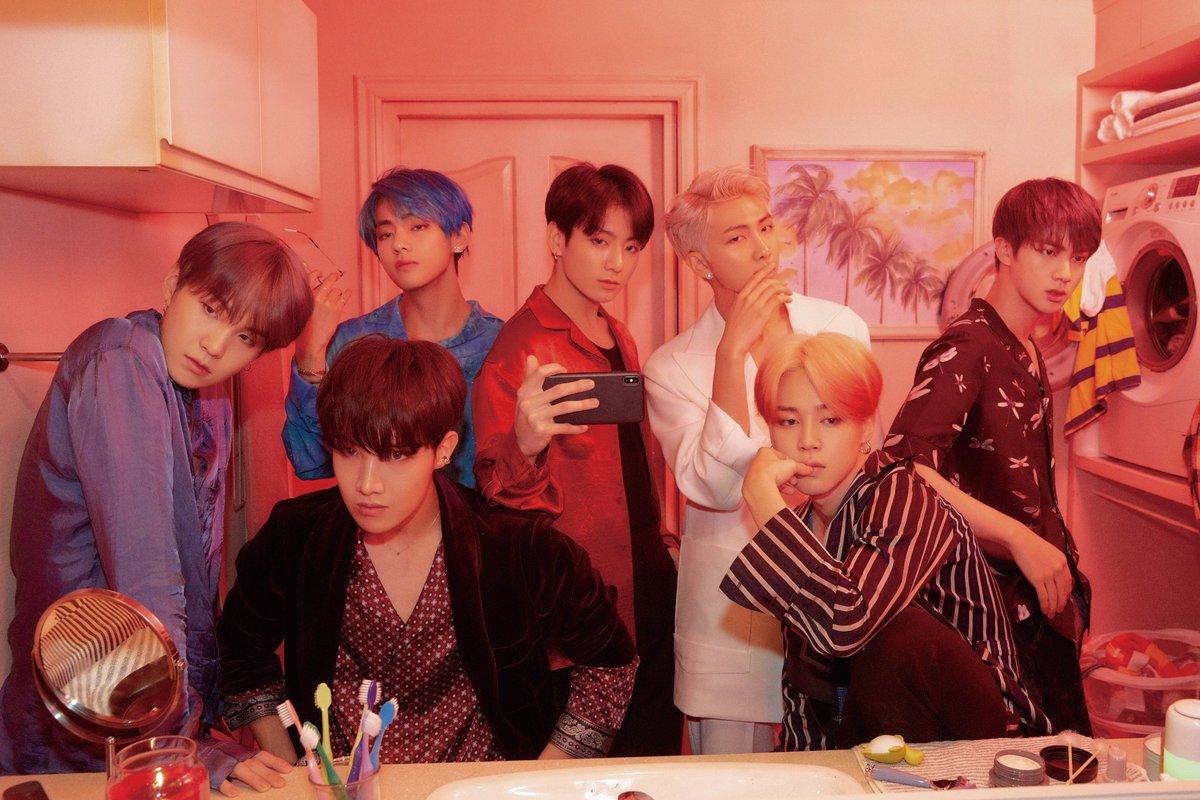 "BTS (Bangtan Boys) >> Album ""Map of the Soul: Persona"" D2_qxABUgAEmqdJ"