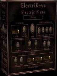ElectriKeys VST VST3 Audio Unit Electric Pianos
