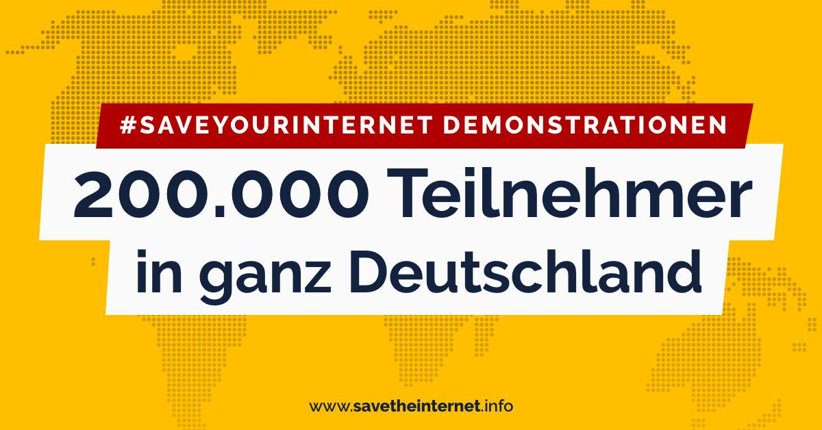 Savetheinternet.info's photo on #SaveYourInternet