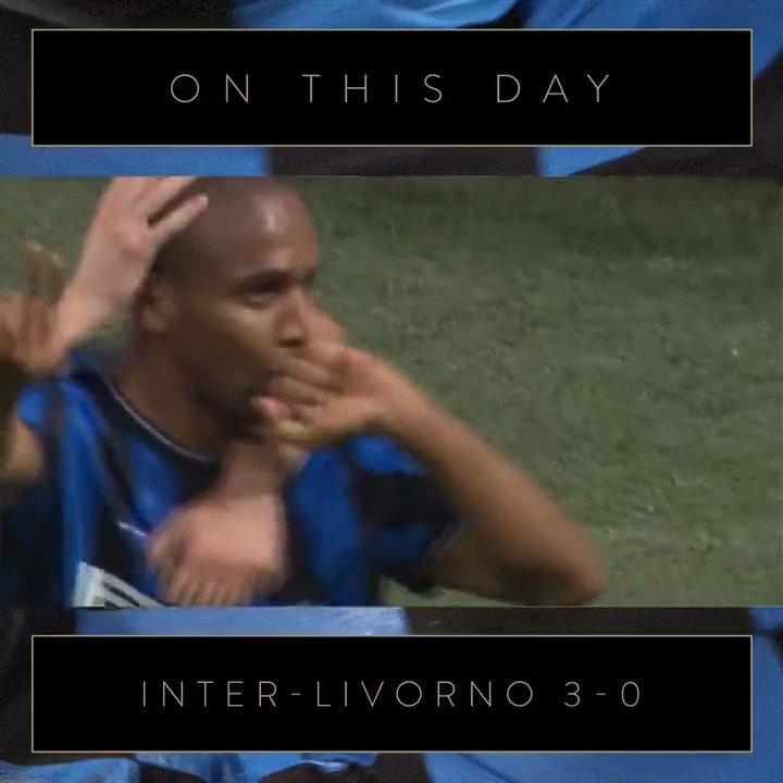 📆 | #OnThisDay   🗓️ 2010年3月24日 🏟️ インテル vs. @LivornoCalcio  🇨🇲 @setoo9 ⏱️ 36分 ⏱️ 41分 🇧🇷 #マイコン ⏱️ 63分  👌  #InterForever