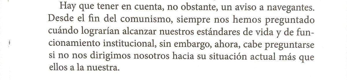 Magnífico y documentadísimo prólogo el que firma @CorazonRural para 'Los osos que bailan-Historias reales de gente que añora vivir bajo la tiranía'. @Capitan_Swing