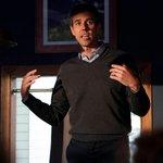 Image for the Tweet beginning: Beto O'Rourke tells voters he