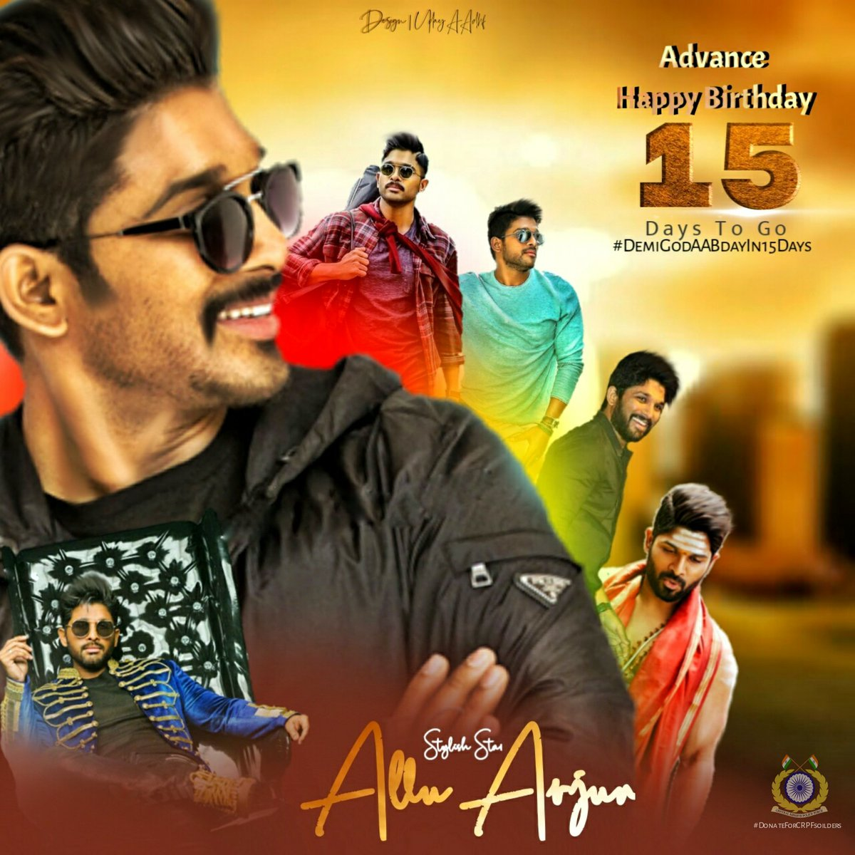 Here Is The CDP from Side..! Requesting Every one to be Active in Twitter..! #DemiGodAABdayIn15Days Gratitude..!!<br>http://pic.twitter.com/4yNOEZw8Bp