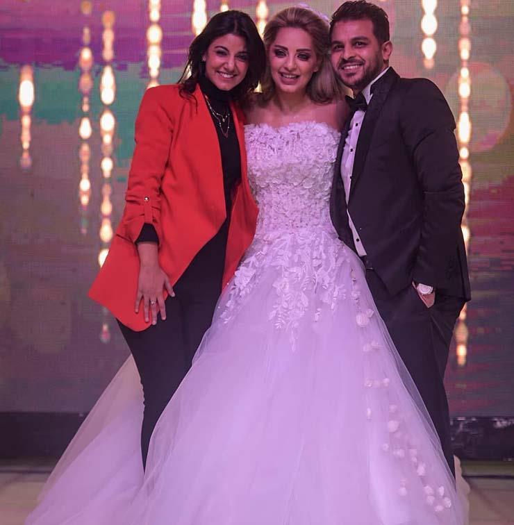 54853da15 #الصور الأولى من #حفل #زفاف #مى_حلمى و #محمد_رشاد @MaiHelmy  @mohammedrashad0pic.twitter.com/Z7Os3xqzAj