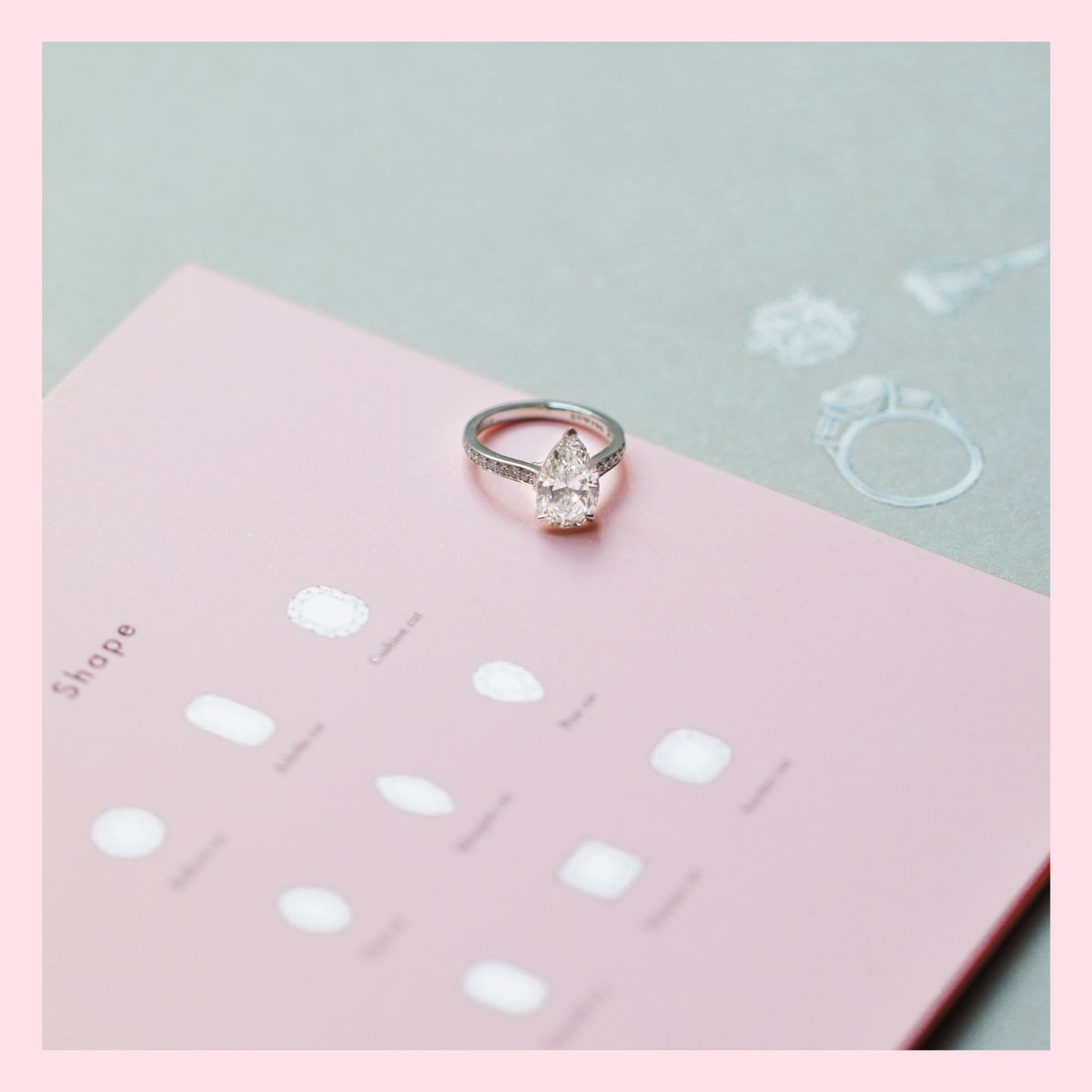 f469613a3f0c92 Boodles@Boodles One of the first steps of choosing your engagement ring is  selecting your diamond cut. Which is your favourite?