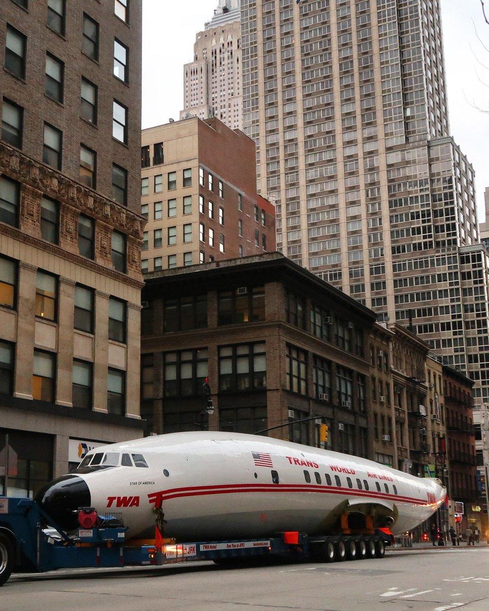"""Chambre Sur Le Thème De New York air plus news auf twitter: """"??convoi exceptionnel dans les"""