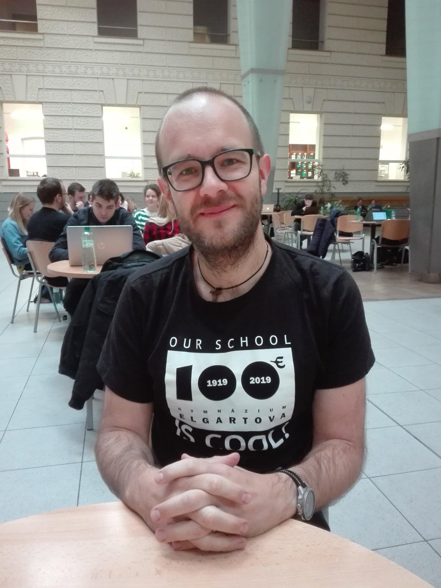 Bronislav Sobotka. Foto: Patrik Švec