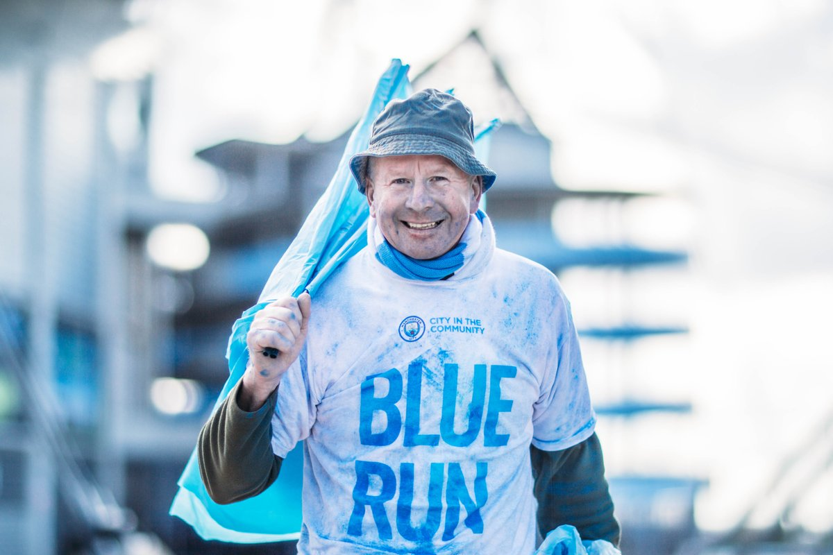 Best of luck to everyone taking part in the Blue Run today!   The sun&#39;s even out for it!    #mancity<br>http://pic.twitter.com/NPTE4oFyrX