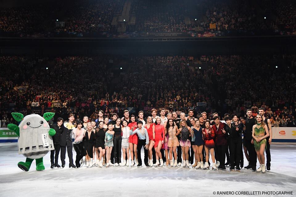 This is it! #show #figureskating #Worldfigure #Japan #日本 <br>http://pic.twitter.com/BjMvi3em1v