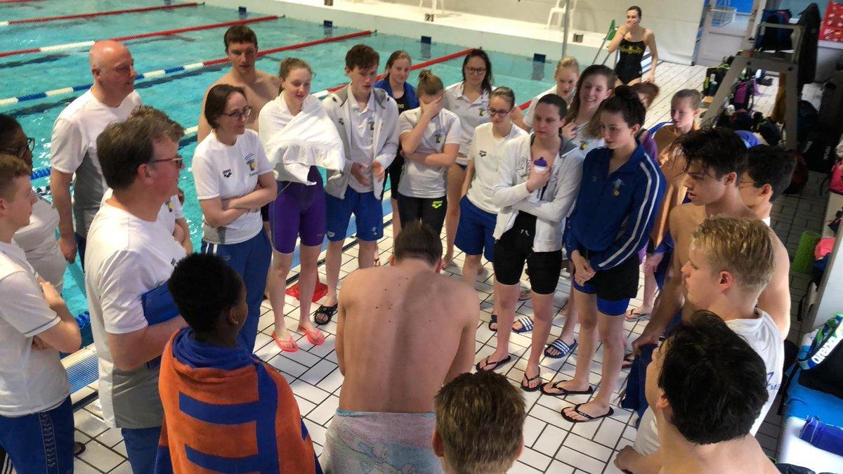 WVZ 1 plaatst zich voor de finaleronde hoofdklasse! 👉Lees hier hier het verslag: https://t.co/QFMr41WOld #zwemmen #zoetermeer #knzb