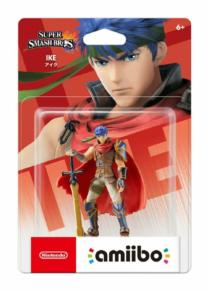Nintendo amiibo IKE 3DS Wii U Accessories From Japan F/S https://t.co/huQypfxM8m #nintendoswitch #nintendo #switch https://t.co/dUoEDOnJaG