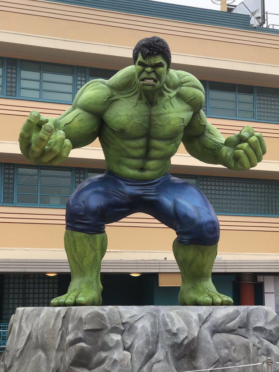 💥It's Marvel spirit in the Walt Disney Studios at Disneyland Paris!💥 #DLPLive #DLP #Disney #DisneylandParis #StudioHero #WaltDisneyStudios @DisneylandParis