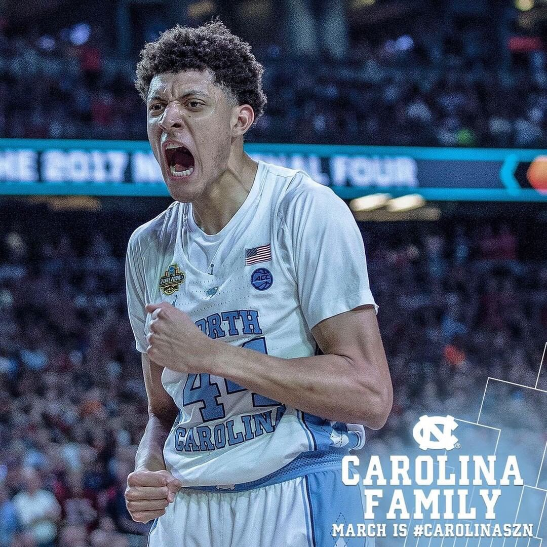 Justin Jackson's photo on #CarolinaSZN