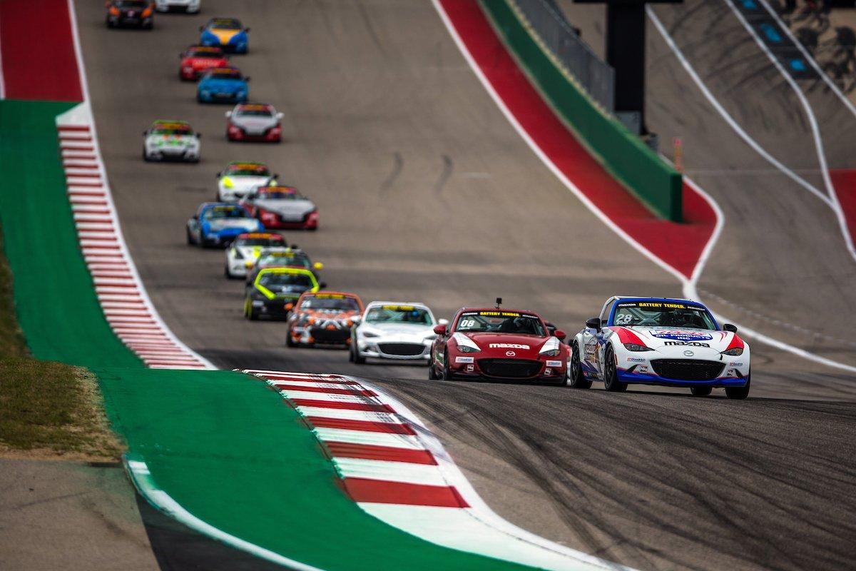 Mazda Motorsports's photo on COTA